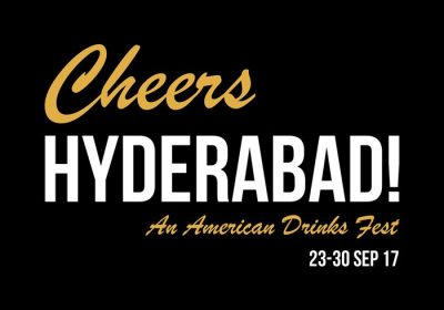 Event Logo - Cheers Hyderabad