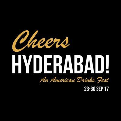 Event Logo - Cheers Hyderabad