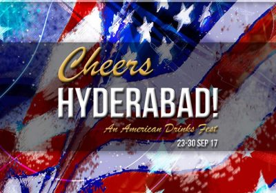 Cheers Hyderabad Flyer - A3 size
