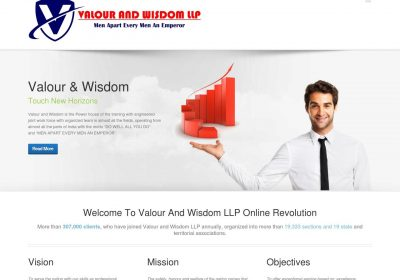 Valour And Wisdom LLP Official Website