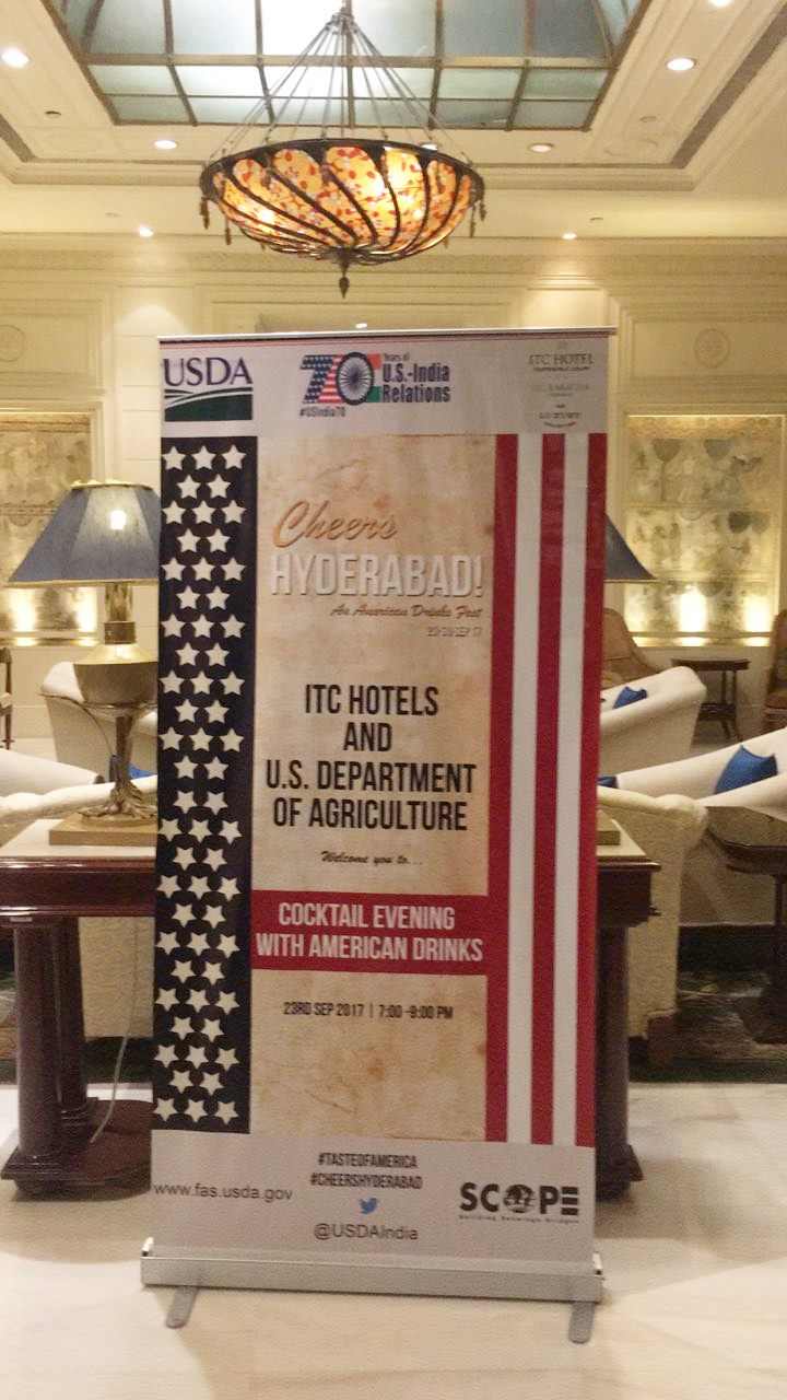 Hyatt Hotels and U.S. Department Of Agriculture