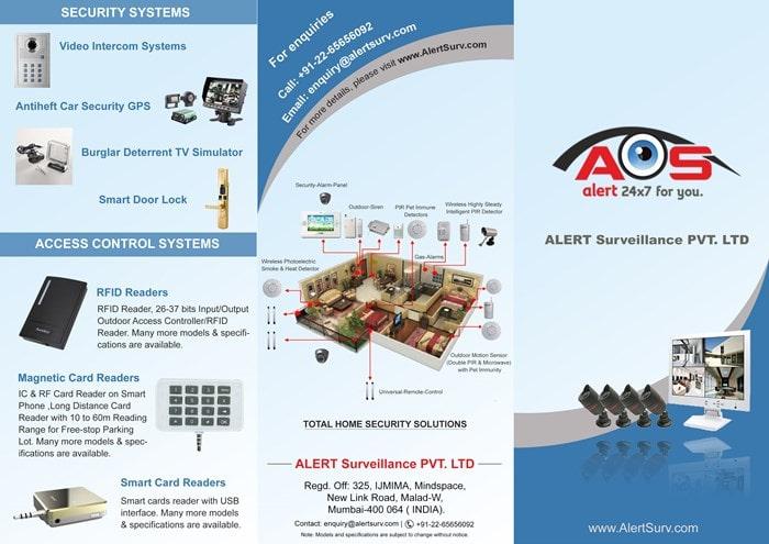 Alert Surveillance Brochure