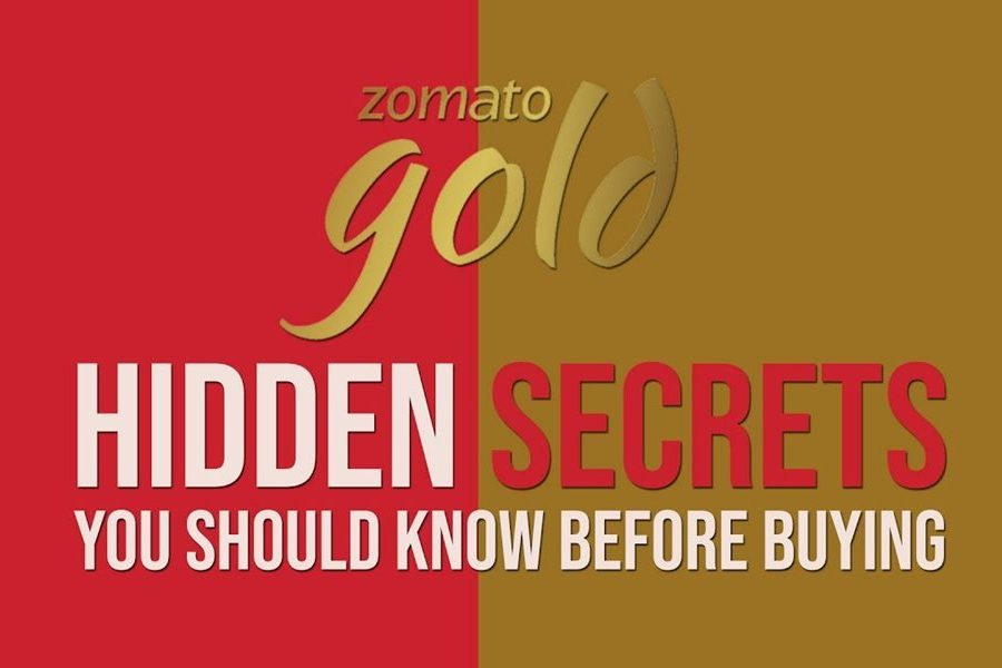 ZOMATO GOLD Hidden Secrets You Should Know Before Buying